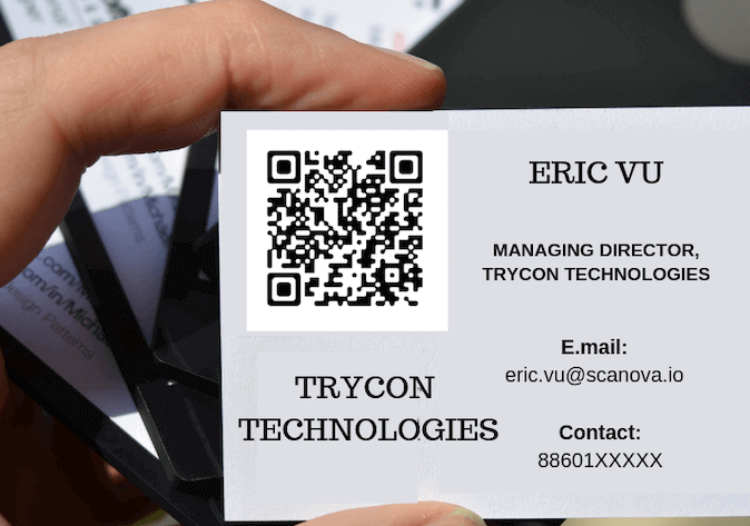 ID Card With QR Code: An Easy Way To Authenticate Entries