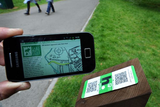 how qr codes are used in australia
