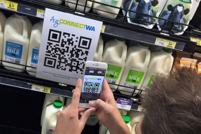 QR Codes in Agriculture