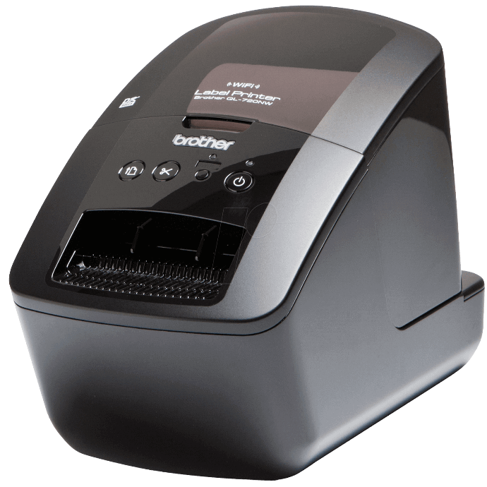 QR Code printer- brother ql720