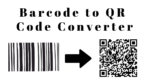 barcode to qr code converter- cover