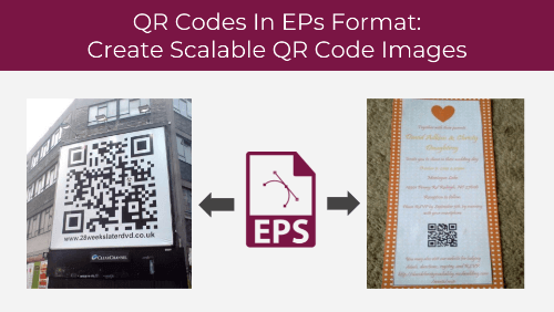 qr code generator eps: feature image