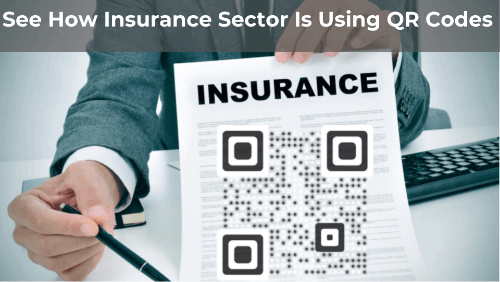 QR Codes in insurance sector: policy document