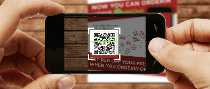 how to use qr codes: promotion