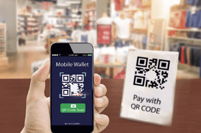how to use qr codes: payments