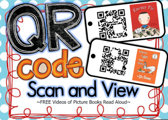 how to use qr codes: class