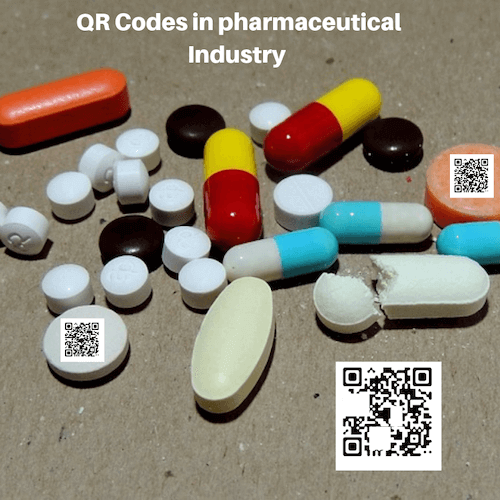 QR Codes in the pharmaceutical industry
