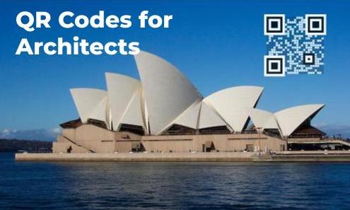 QR Codes for architects